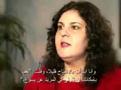 Palestinian Girl Saw The Son of God and Touched by Him - Khalida