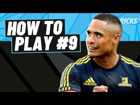 Rugby Passing and Box Kicking Masterclass  Aaron Smith rugbybricks