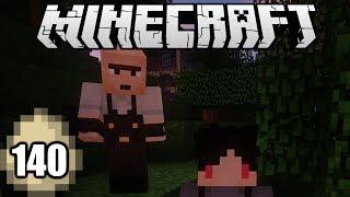 Minecraft Survival Indonesia - Berkunjung ke Rumah Pak Lily (140)