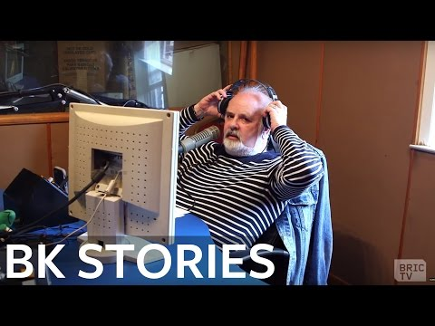Two Mics in Brighton Beach: Russian Independent News & Media | BK Stories