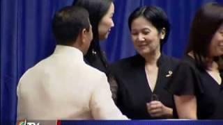 Aquino-Binay relations