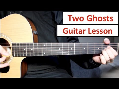 Harry Styles Two Ghosts Guitar Lesson Tutorial How To Play