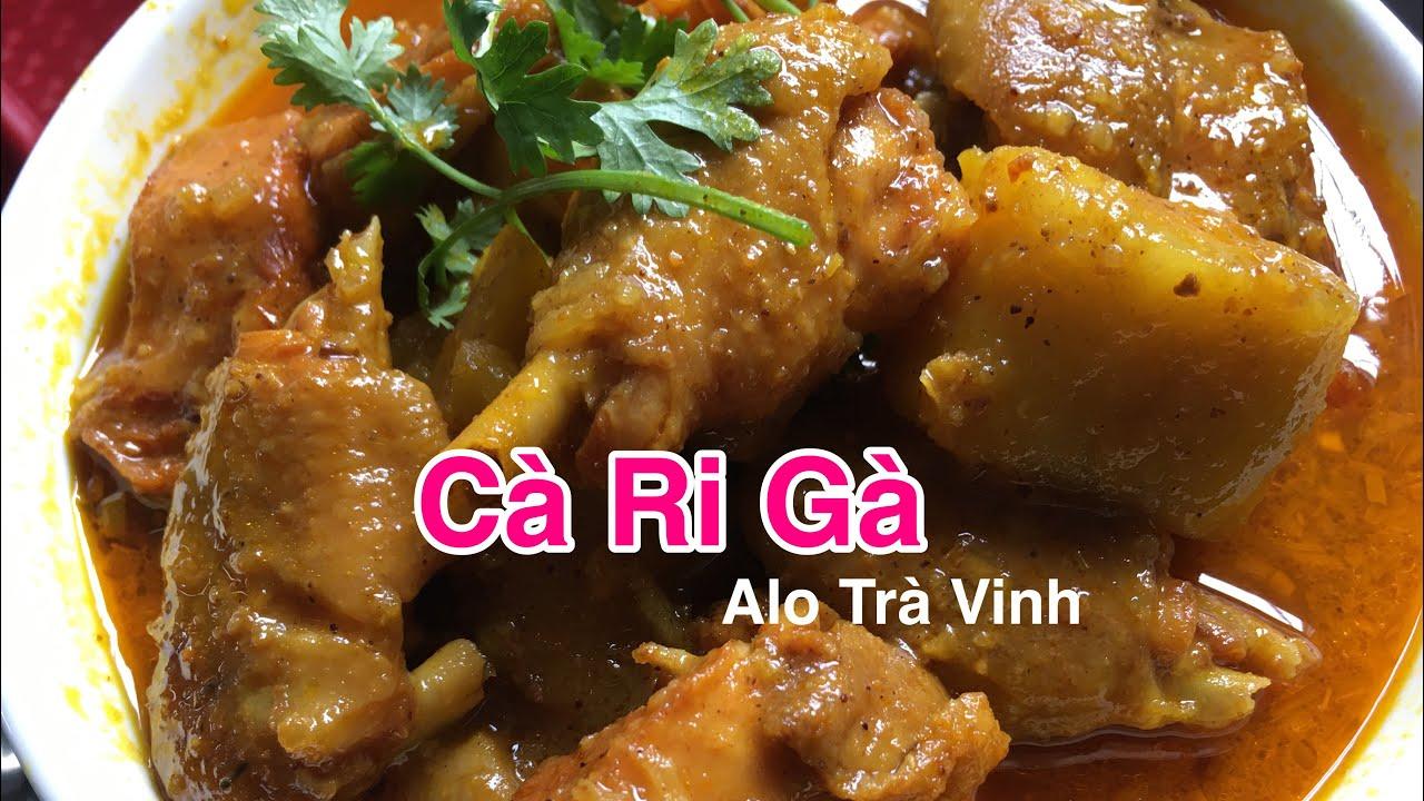 Cách nấu Cà Ri Gà Nước Cốt Dừa hương vị miền tây- thơm ngon, béo ngậy