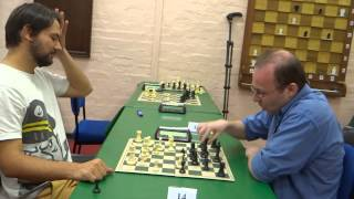 Repeat youtube video Fight club returns, with Queen h2 checkmate (speed chess, blitz chess)