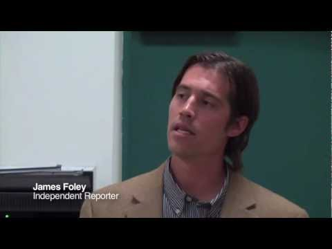 James Foley: Covering Libya, Q...