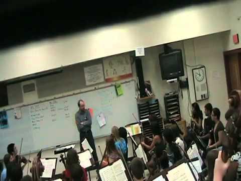 Un prof de musique pète les plombs en cours