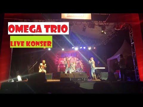 Lagu Batak - OMEGA TRIO Mar Lagu Dangdut batak -   Live Konser - KERENNNN