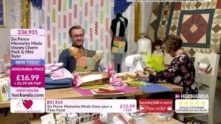 Hochanda TV - The Home of Crafts, Hobbies and Arts Live Stream thumbnail