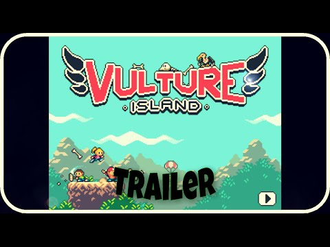 Vulture Island - ANDROID (TRAILER 2016) By Donut Games - NUEVO JUEGO!