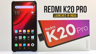 Xiaomi Redmi K20 Pro launched in India: Know price, specs and features