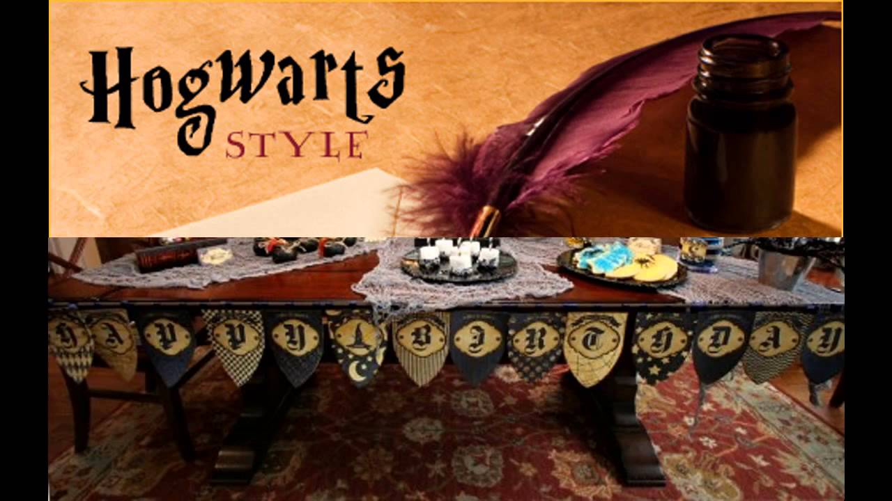 Image result for harry potter party ideas