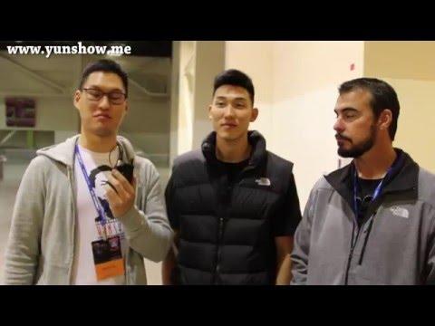 USA Taekwondo Olympic Team Trials Post fight Interview- Jaysen Ishida