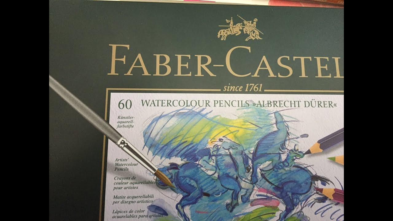 watercolor pencil ways to use albrecht d uuml rer watercolor pencils watercolor pencil 7 ways to use albrecht duumlrer watercolor pencils