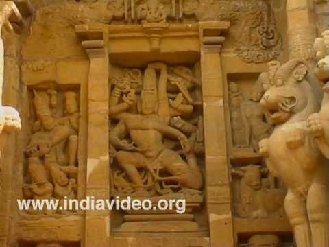 Kailashanathar Temple, Sculptures, Kanchipuram, the city of temples, Lord Shiva, Pallava art