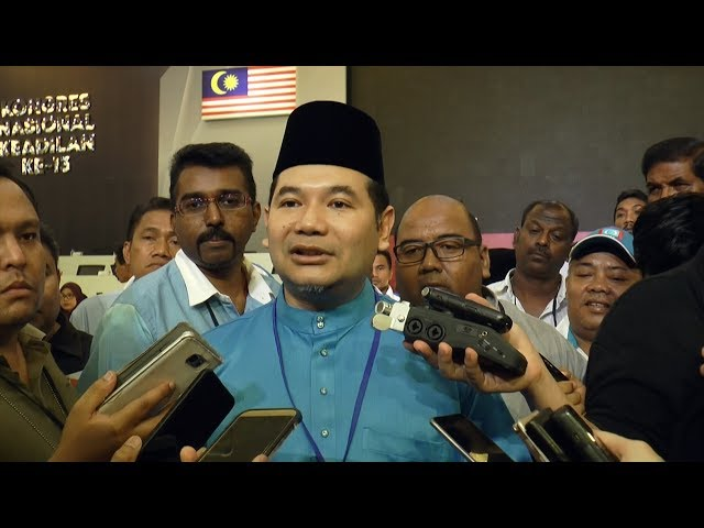 Rafizi: Rivalry within PKR demonstrates a lively party democracy