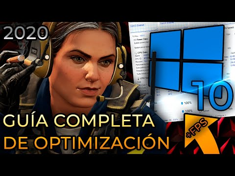 GUÍA COMPLETA De Optimización Para GAMING | WINDOWS 10 | 2020