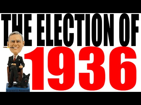 The 1936 Election Explained