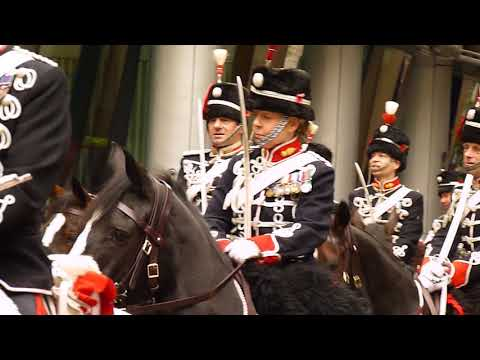 The Lord Mayor's Show  2017. The Light Cavalry HAC