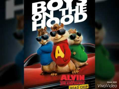 Chris young -I'm comin over (chipmunks)