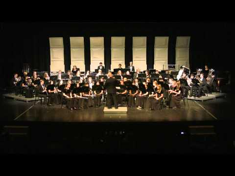 Milton High School Symphonic Band: Deep River - arr. Swearingen