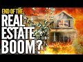 End Of The Global Real Estate Boom - Australia Braces For Impact
