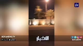 """تقنين استخدام طائرات """"درون"""" إثر إطلاق نار على إحداها في محيط القصور الملكية - (22-4-2018)"""
