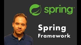 Spring Framework. Урок 1: Введение. Зачем изучать Spring?