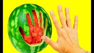 9 Amazing Watermelon Trİcks Best KİTCHEN Compilation