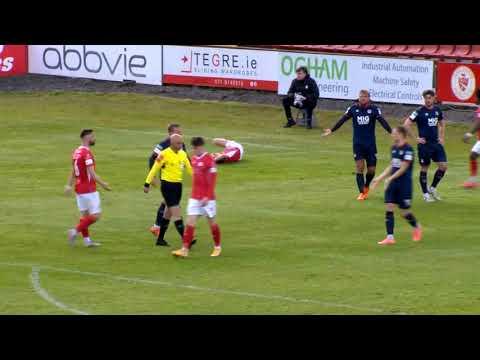 Sligo Rovers St. Patricks Goals And Highlights