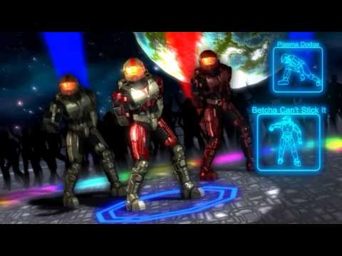 Halo Dance Central - Original Animation