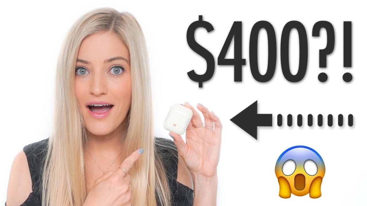 $400 Retro AirPods?!