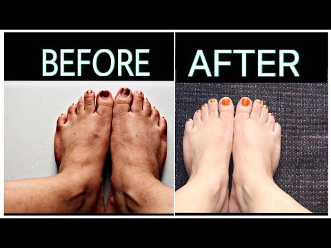 how-to-do-pedicure-at-home-step-by-step-for-brown,-tan-feet- -tanya-says- 