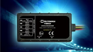 Обзор и установка автомобильного GPS трекера Teltonika FMB920 от GoTrack.com.ua