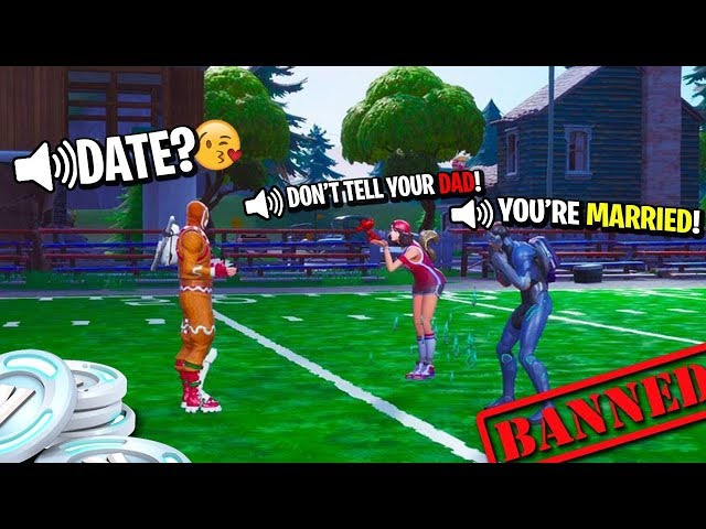 I Stole a Fortnite Kids Mom as my New Girlfriend... Shes a Cheater?