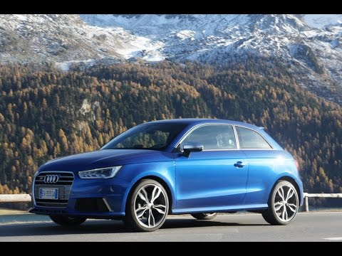 Audi S1: Prova su strada - Test Drive