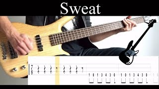 Sweat (Tool) - (BASS ONLY) Bass Cover (With Tabs)