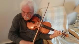 با دلم مهربان شو در سه گاه به یاد خانم حمیرا و زنده یاد استاد تجویدی-Shamlou Violin