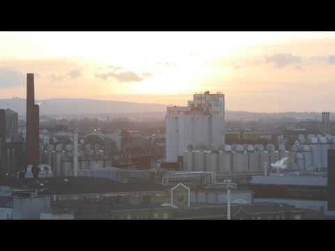Dublin Skyline in 4K shoot on GH4