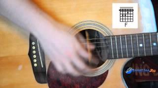 Кино-Видели ночь урок на гитаре.wmv