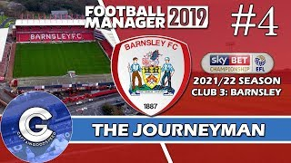 Let's Play FM19 Journeyman | Barnsley S4 E4 | POOR HOME FORM | A Football Manager 2019 Story
