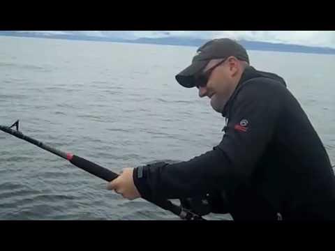 Halibut fishing homer alaska june 2010 youtube for Halibut fishing homer
