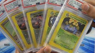 Pokemon PSA Graded Returns - 2003