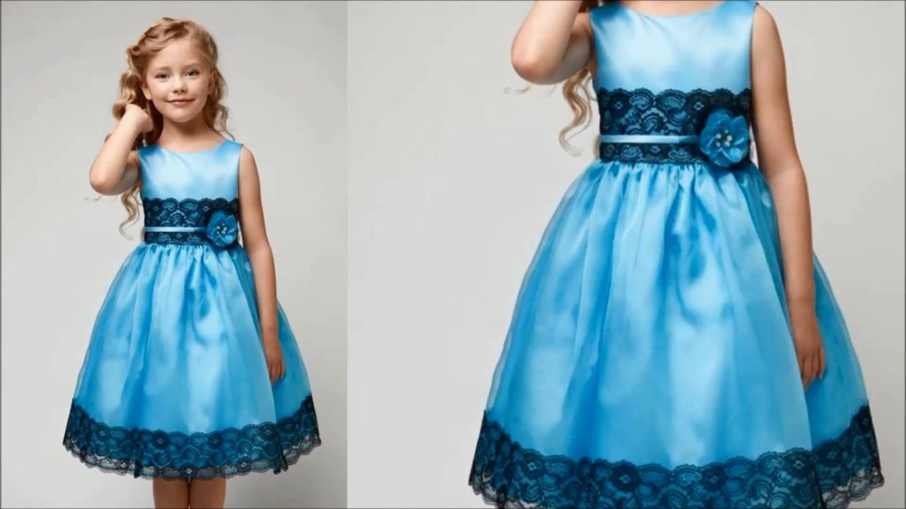 1a75df41a370d فساتين للأطفال الصغار أجمل الفساتين للفتيات الصغيرات - YouTube