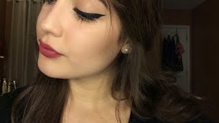 Winged Eyeliner Tutorial Thumbnail