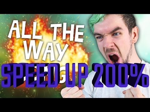 Speed Up 200% - ALL THE WAY