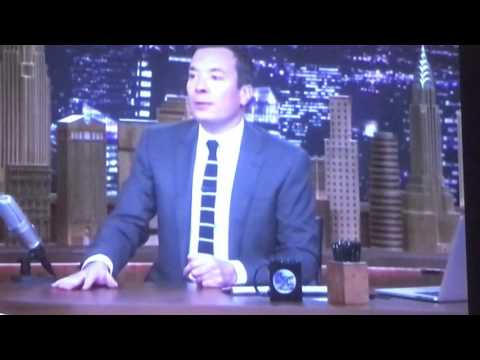 12 o'clock news blues-jimmy Fallon cover of Styx too much time on my hands