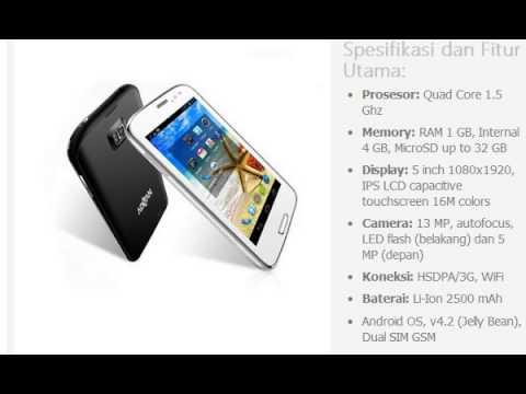 Harga HP: ADVAN Vandroid S5K