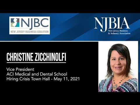 NJBC Town Hall: Fewer Unemployed Enrolling in Training Programs for New Careers