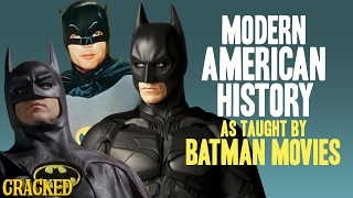 Modern American History (As Taught by Batman ...