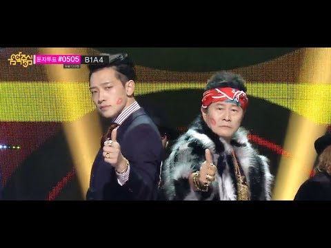 HOT Rainwith. Tae Jin-a - LA SONG, 비진아 - 라송, Show  core 20140125